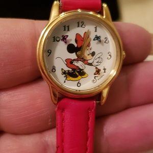 Minnie Disney Watch